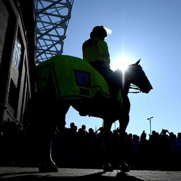 A total of 15 arrests were made around Sunday's Tyne-Wear derby