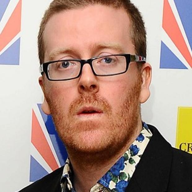Frankie Boyle has won more than 54,000 pounds in damages