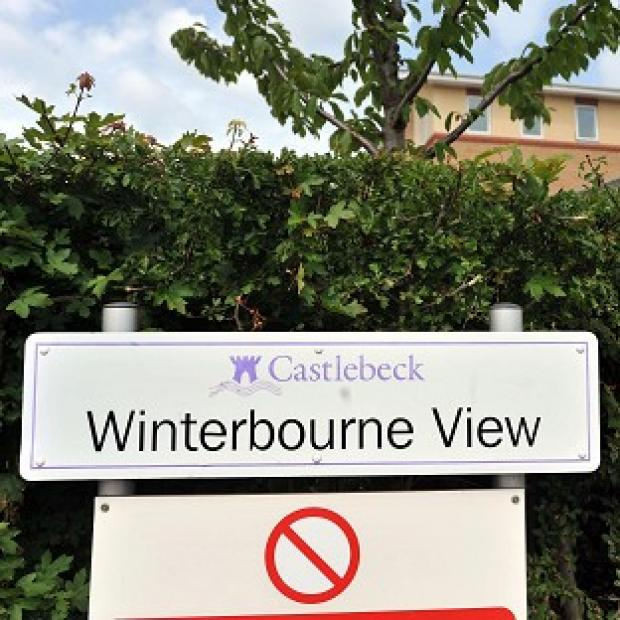 Staff at Winterbourne View private hospital, near Bristol, were filmed forcibly pinning down frail and confused residents