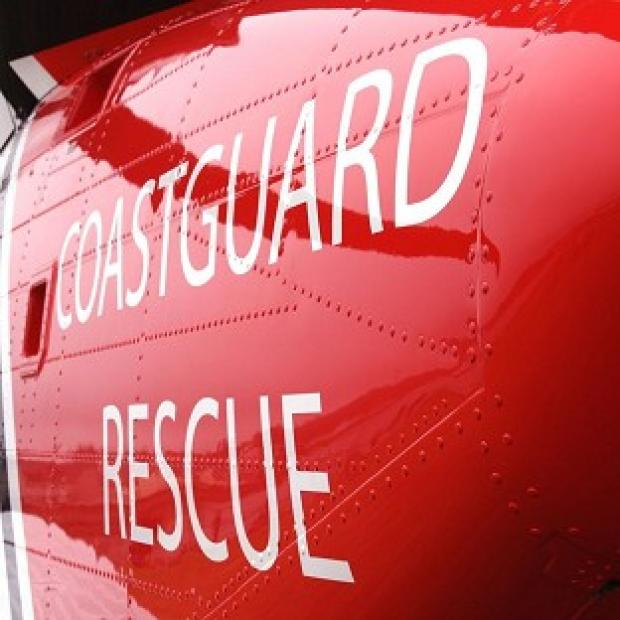 Nineteen people are safe after the helicopter they were on ditched in the North Sea 14 miles west of Fair Isle between Orkney and Shetland
