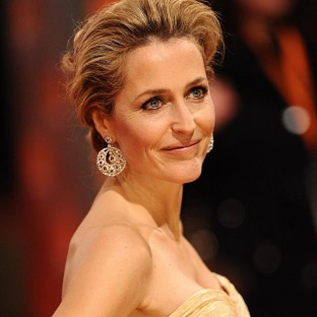Gillian Anderson will be the voice of a witch in Room On The Broom