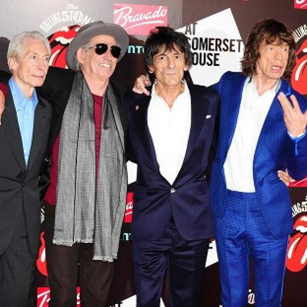 The Rolling Stones played an intimate warm-up gig in Paris