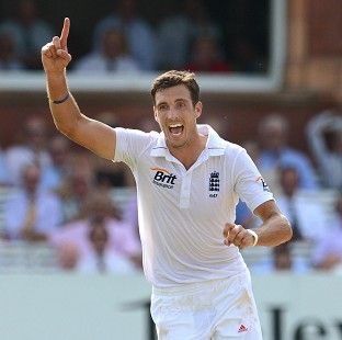 Steven Finn has only played five Tests since the 2010-2011 Ashes series
