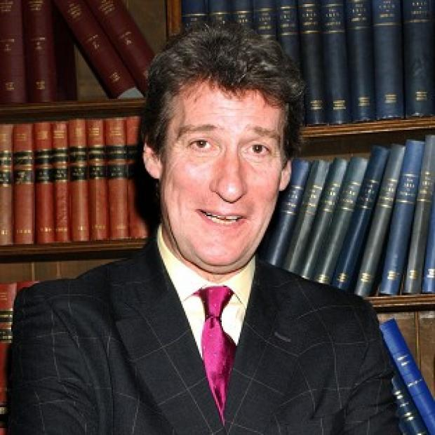 Jeremy Paxman, pictured, was agian the target of Conrad Black's acid tongue