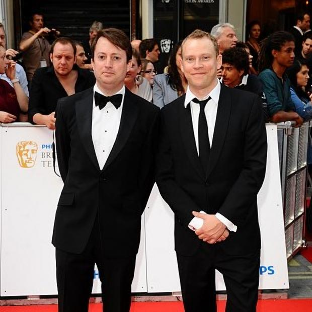Robert Webb will be David Mitchell's best man