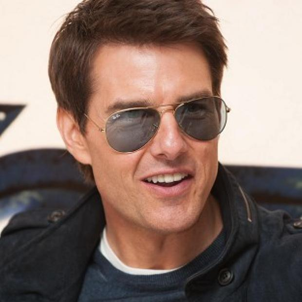 A prowler at Tom Cruise's house turned out to be a drunk neighbour