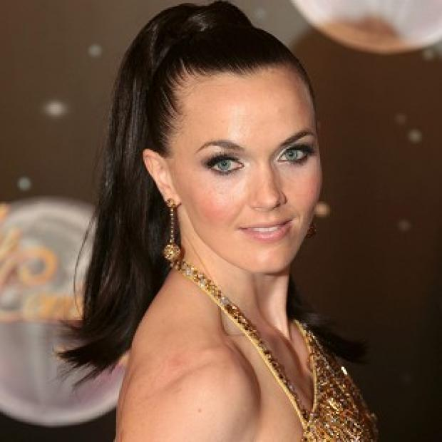 Victoria Pendleton is competing with professional dancer Brendan Cole