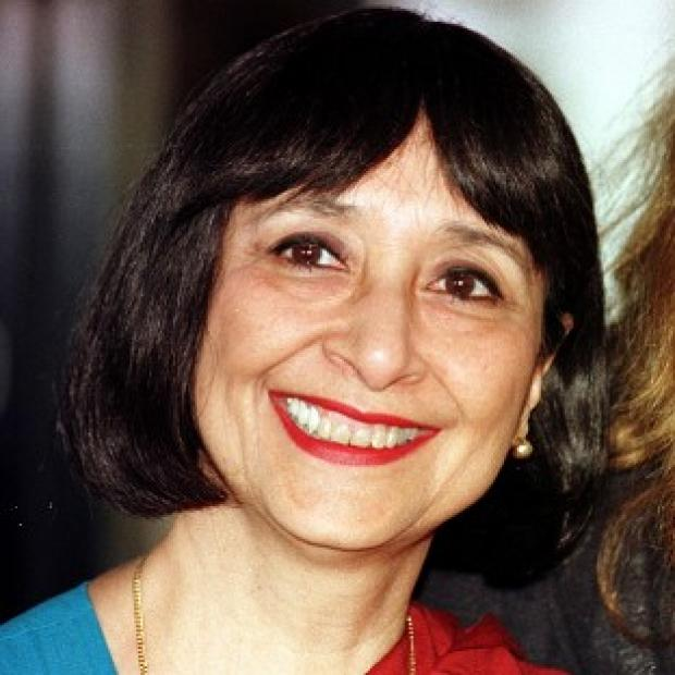 Madhur Jaffrey is making a return to TV screens