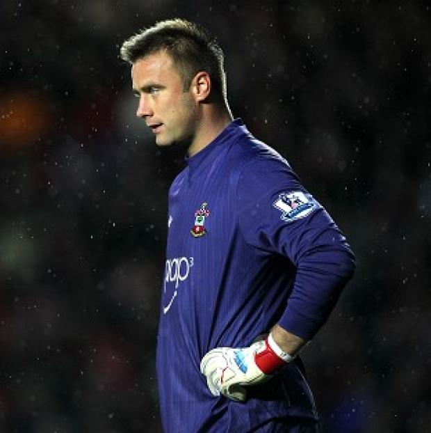 Artur Boruc made his home debut for Southampton against Tottenham
