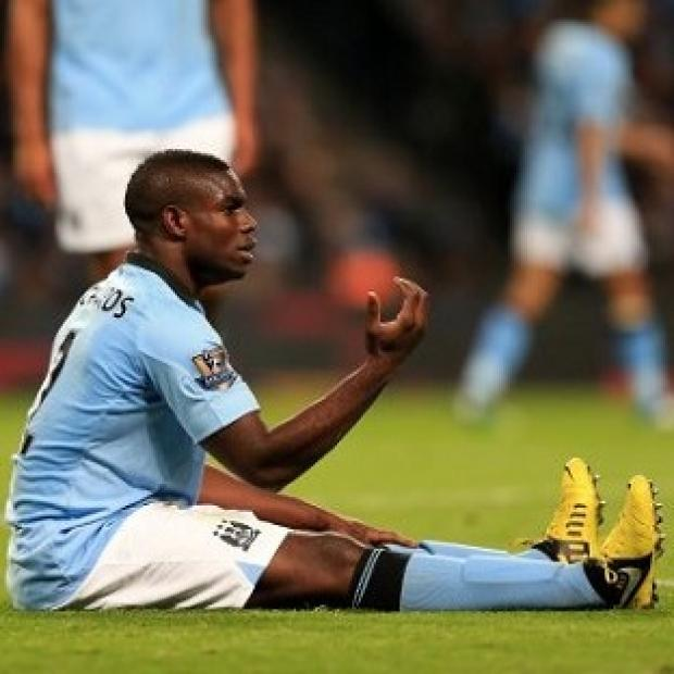 Micah Richards could be out for up to 16 weeks