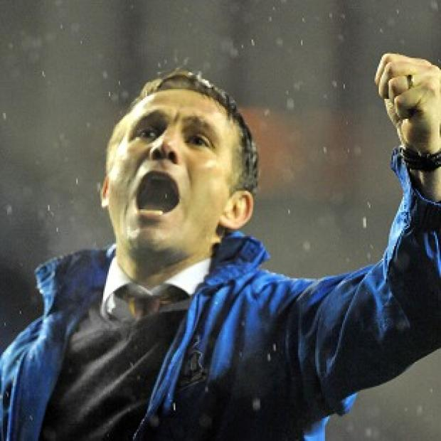 Phil Parkinson hailed Bradford after they beat Wigan on penalties