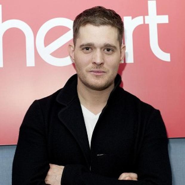 Michael Buble's concerts have already sold out