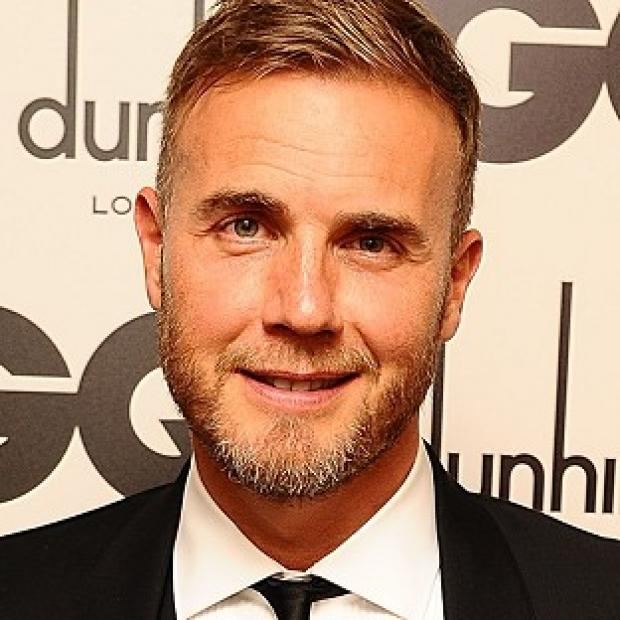 Gary Barlow will play at the Dine And Disco event at Chris Evans' pub