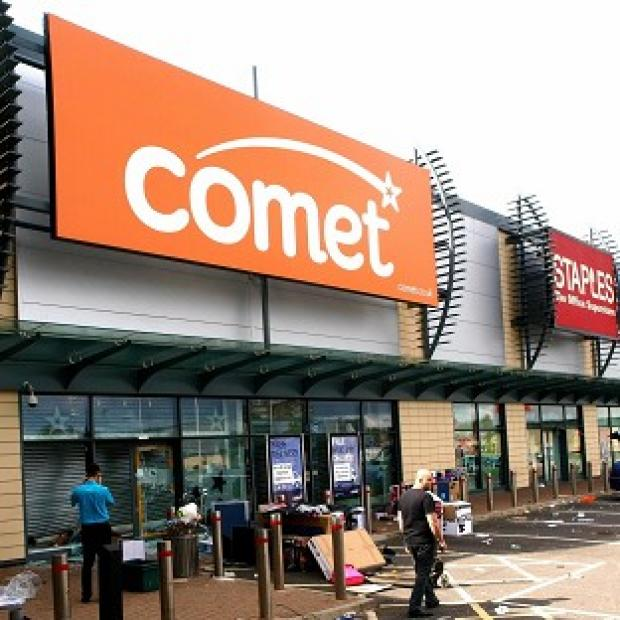 Comet is trading as normal while administrators seek to find a buyer for the business