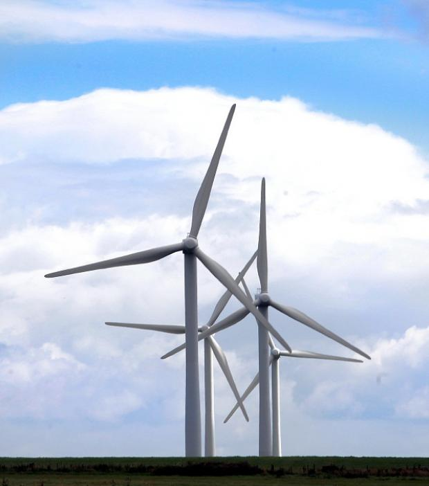 Developer cuts number of turbines in proposed giant wind farm near Winchester