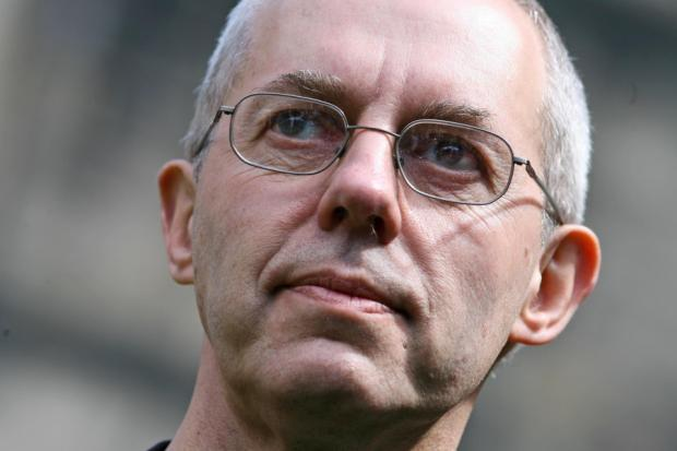 Justin Welby, the new archbishop