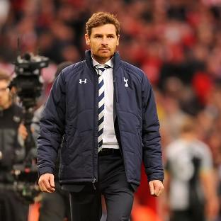 Andre Villas-Boas thought Spurs played well despite being beaten 5-2 at Arsenal
