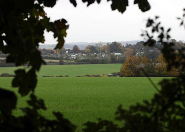 Permission was granted to build on Barton Farm last year after more than a decade of planning battles