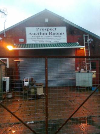 Prospect Auction Rooms: £80,000 debts revealed