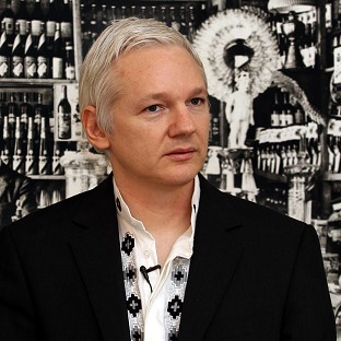 WikiLeaks founder Julian Assange was granted asylum by Ecuador in June, after unsuccessfully trying to halt his extradition to Sweden