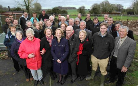Building starts on first Winchester council houses since 1980s