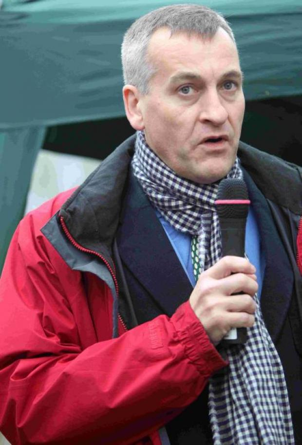 The city's housing chief, Ian Tait, has praised the plans
