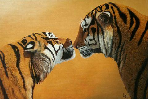 Kiss by Jonathan Truss