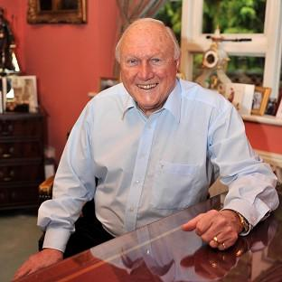 Stuart Hall has been arrested over an allegation of rape and indecent assault