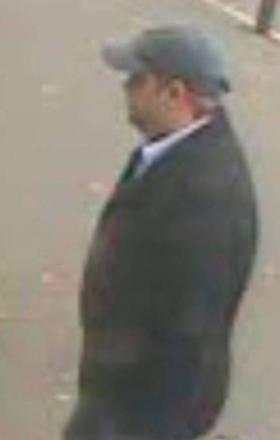 Police want to question this man in relation to theft and illegal use of bank cards in Winchester