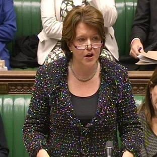 Culture Secretary Maria Miller told the Commons the Government is to extend marriage to same-sex couples