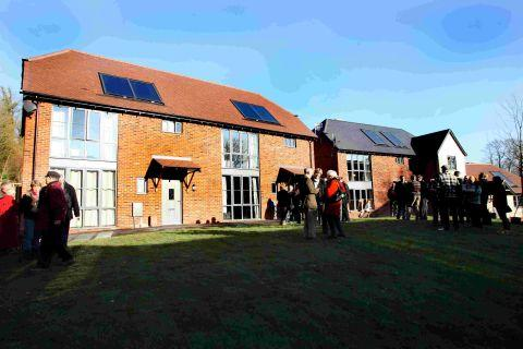 New homes for local people in West Meon