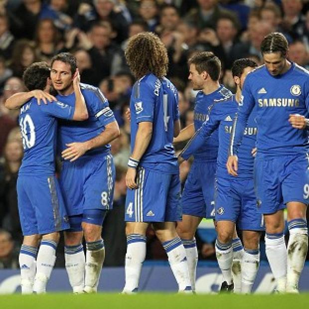 It was all too easy for Chelsea as they hammered Villa 8-0