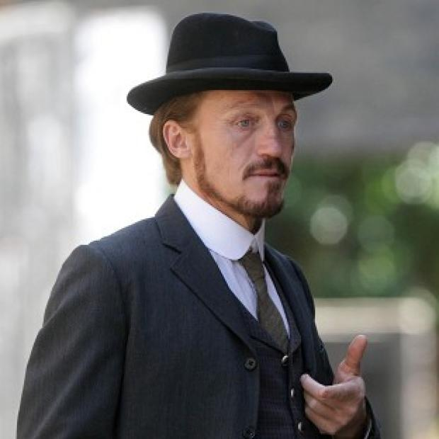 Jerome Flynn enjoyed his hardman role in Ripper Street