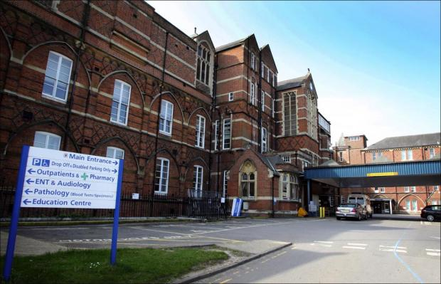 Hampshire Chronicle: Royal Hampshire County Hospital has been extremely
