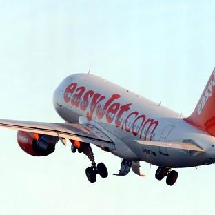 An EasyJet plane flying from Geneva to Edinburgh diverted to Luton Airport