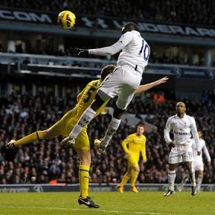 Andre Villas-Boas said he is unsure what Emmanuel Adebayor, pictured, will do during the African Cup of Nations