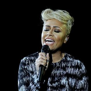 Emeli Sande's debut album, Our Version Of Events, was the biggest selling of 2012
