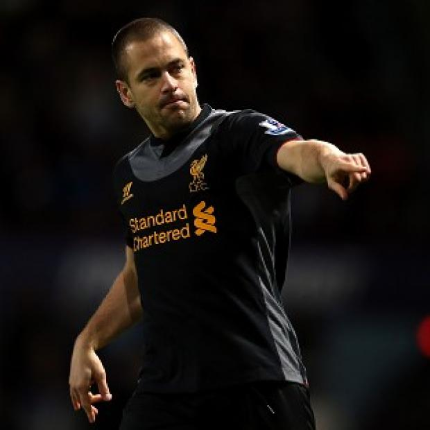 Joe Cole in on his way out of Liverpool