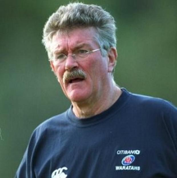 Former Wallabies coach Bob Dwyer is recovering after suffering a heart attack