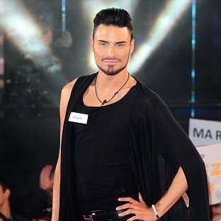 Rylan Clark is bookmaker William Hill's favourite to win Celebrity Big Brother