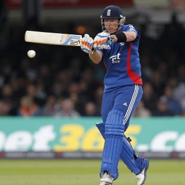 Ian Bell's 91 proved in vain for England