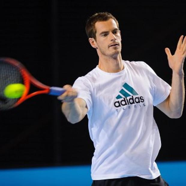 Andy Murray is seeded third for the Australian Open