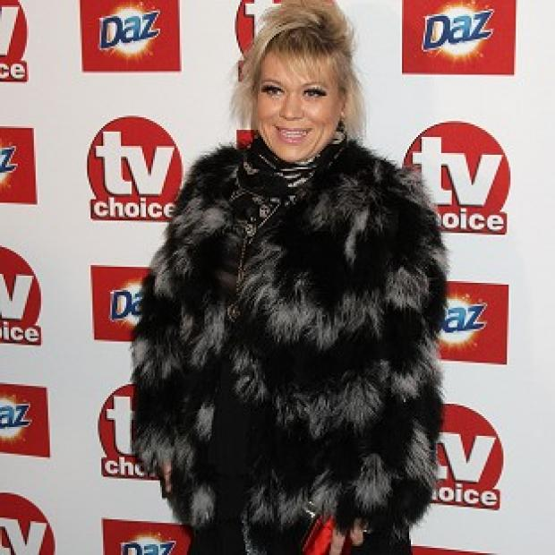 Splash! contestant Tina Malone says she only does reality shows for the money