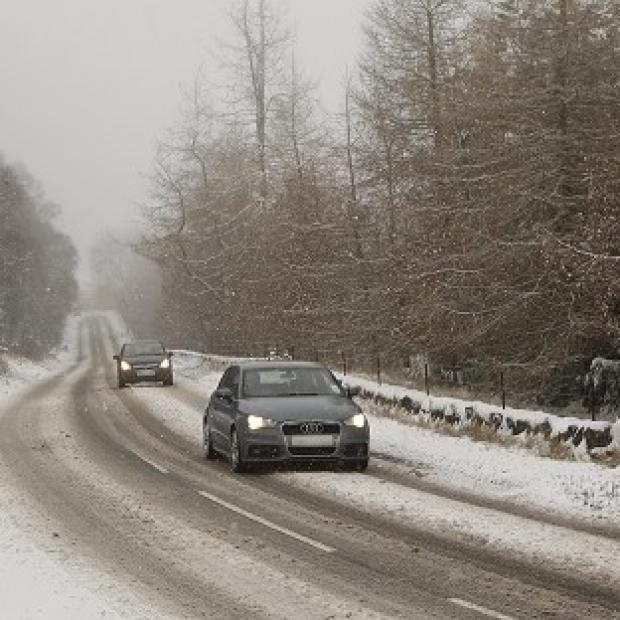 Scotland and the east coast of England will face the worst of the weather, but all parts of the UK could experience snowfall