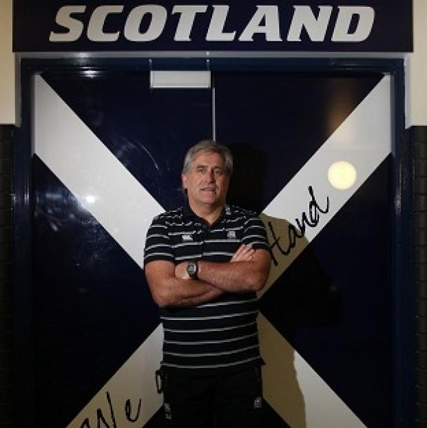 Scott Johnson will decide his Scotland future after the Six Nations