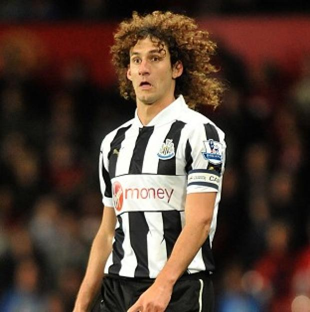 Fabricio Coloccini has indicated his desire to return to South America for personal reasons