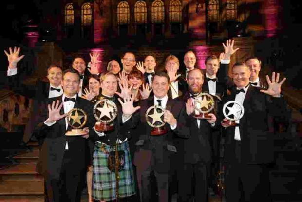 AXA Wealth won five accolades at The Financial Adviser Service Awards