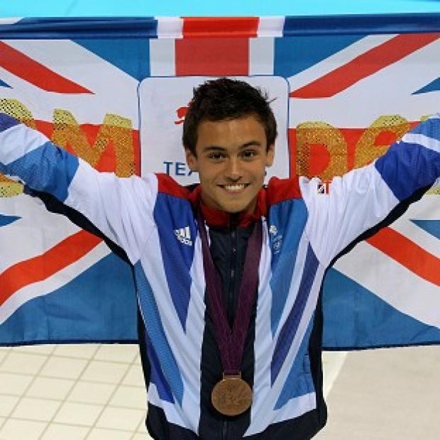 Tom Daley said Eddie 'The Eagle' Edwards should have represented Great Britain as a diver rather than a ski-jumper