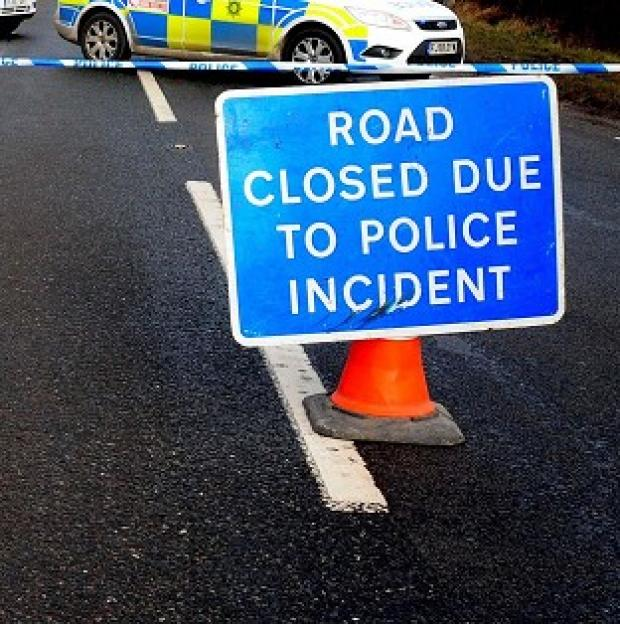 Four men have been arrested on suspicion of causing death by dangerous driving after a fatal crash in Halifax, West Yorkshire