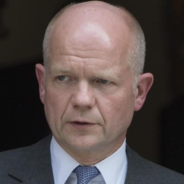 Foreign Secretary William Hague wrote a foreward for the manifesto, which he described as a well-researched and well-considered document